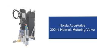 Norda AccuValve - 300ml Metering Valve