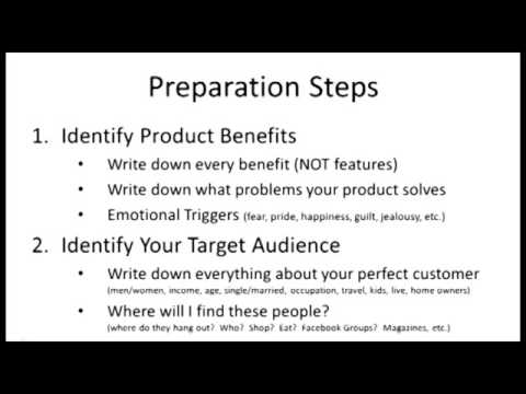 Marketing Plan Sample 5 Simple Steps to Market Any Business - YouTube