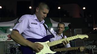 USAF Band of the Pacific-Asia Pacific Trends Burning Down the House...