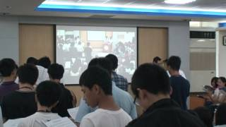 SST 2012 @Hualien - Hymn: Recall how David Swore Resimi