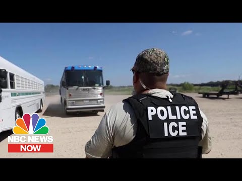 ICE Arrests Raise Questions About Immigration Policy | NBC News Now