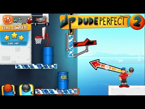 Dude Perfect 2: Level 34  / 3 Stars  [Android] Gameplay HD