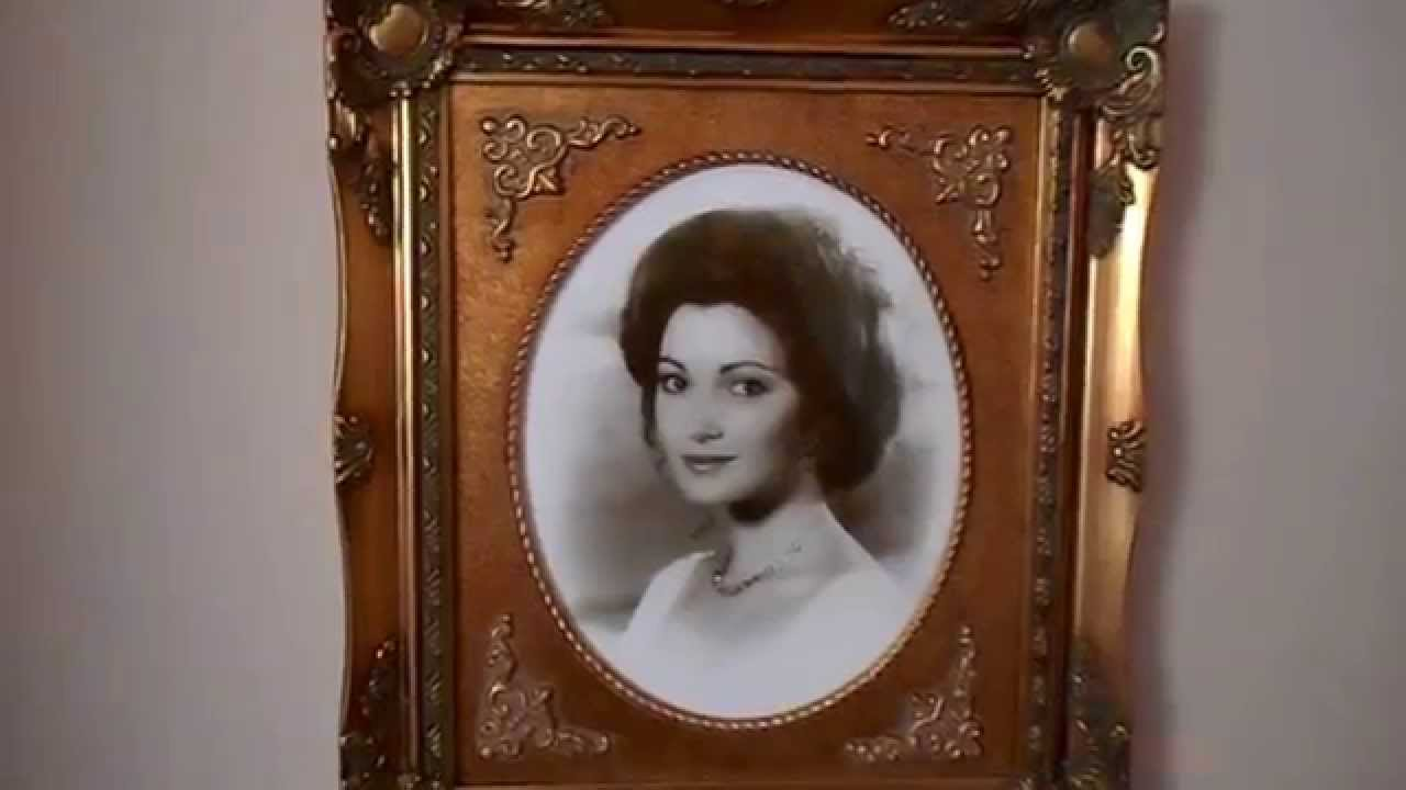 my portrait of quotelise mckennaquot fromquotsomewhere in time