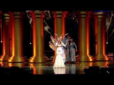 TASHIR 2013: МАРГАРИТА ПОЗОЯН - Армянская народная