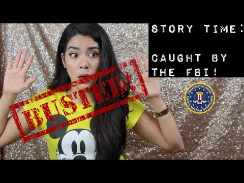 CAUGHT BY THE FBI | STORY TIME