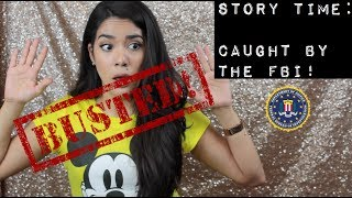 Caught By The Fbi Story Time
