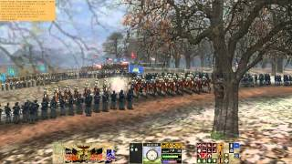 Scourge of War: Battle of Pea Ridge - Elkhorn Tavern (March 7th 1862)