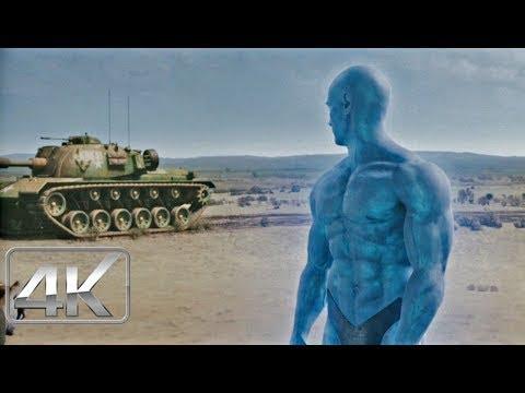 Creacion De Dr Manhattan  - Watchmen 2009 (4K-HD) LATINO