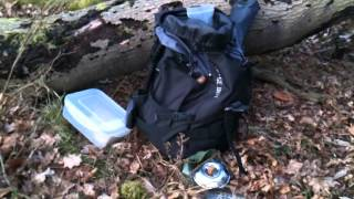 Brew up in Savernake Forest