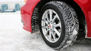 Michelin CrossClimate - Winter Test(, 2016-01-02T09:06:57.000Z)