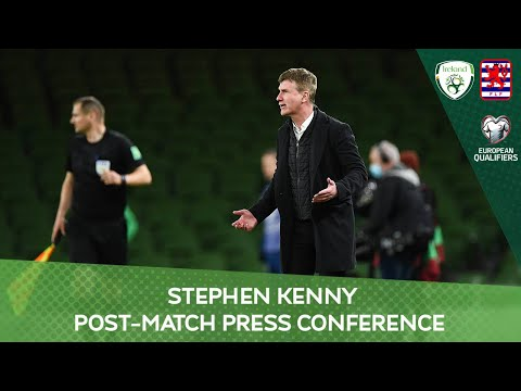 POST-MATCH PRESS CONFERENCE | Stephen Kenny