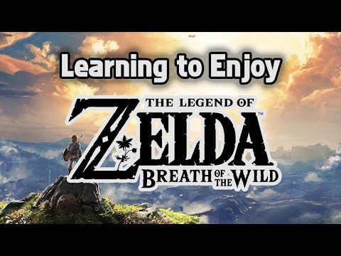 Learning to Enjoy Breath of the Wild