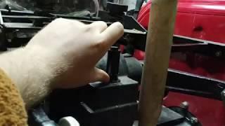 Минитрактор SHIFENG SF-240, гидравлика шифенг сф 240 и что с ней делать