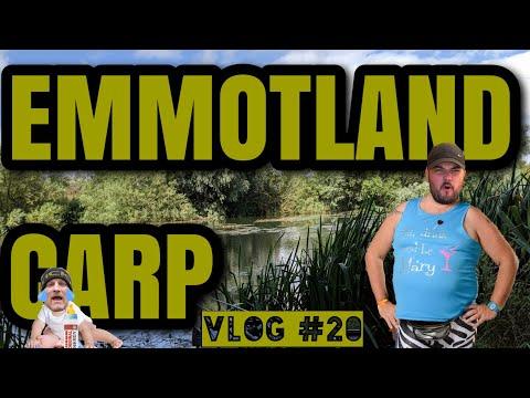 Emmotland Pond 4, Yorkshire VLOG #20
