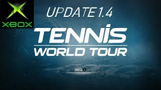 Tennis World Tour Update 1.4