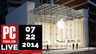 PCMag Live 07/22/14: More iPhone 6 Rumors & Yahoo