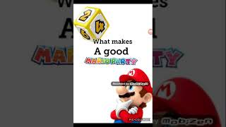 What makes a good Mario Party