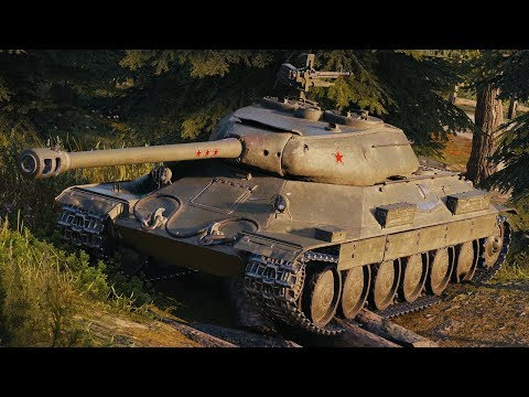 World of Tanks IS-6 - 6 Kills 7,2K Damage thumbnail