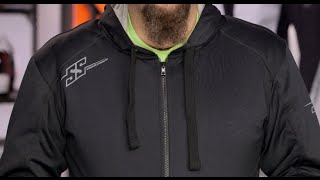 Speed & Strength Go For Broke Armored Hoody Review at RevZilla.com
