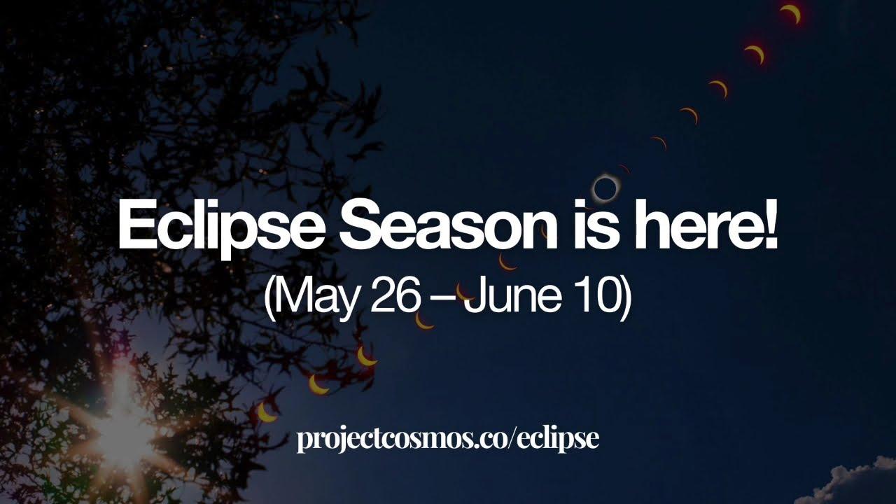 Eclipse Season (recording + workbook)