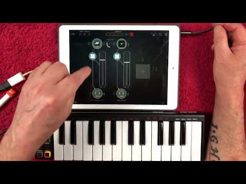 BLEASS AUv3 Reverb - Pre-Release Demo for the iPad