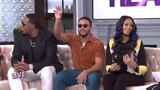 FULL INTERVIEW – Part 1: Master P, Lil Romeo, and Vanessa Simmons from 'Growing Up Hip Hop'