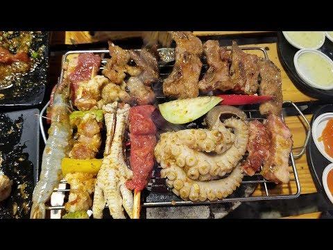 Quán Thịt Nướng Hấp Dẫn Bậc Nhất Sài Gòn, 350k Hai Người ăn Ngon Xỉu