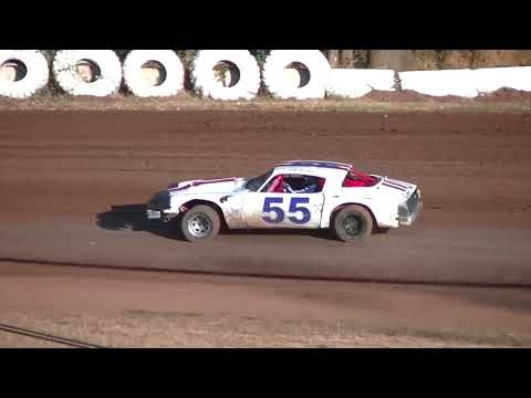 8 23 14 Cottage Grove Speedway Qualifying Street Stocks & B modifieds