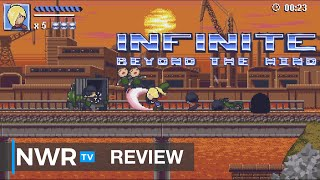 Infinite - Beyond the Mind (Switch) Review - Short and Sweet Dashing and Slashing (Video Game Video Review)