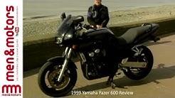 1999 Yamaha Fazer 600 Review