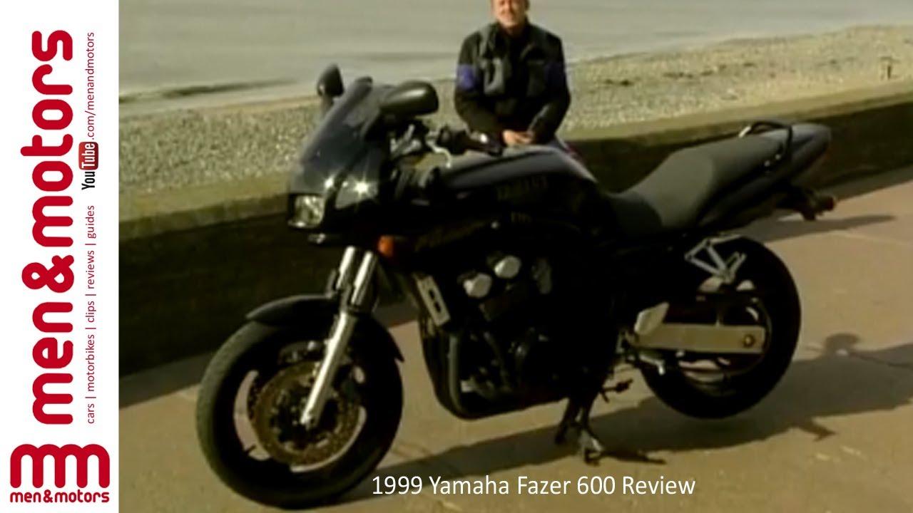 1999 yamaha fazer 600 review youtube. Black Bedroom Furniture Sets. Home Design Ideas