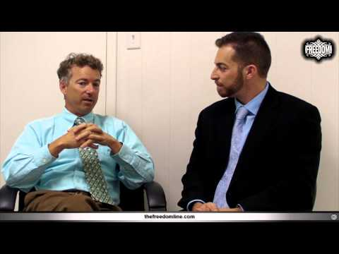 Interview with Rand Paul