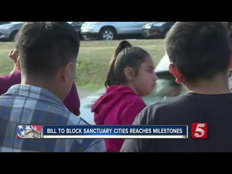 "Bill Would Cut Funding To Any City With ""Sanctuary Policies"""