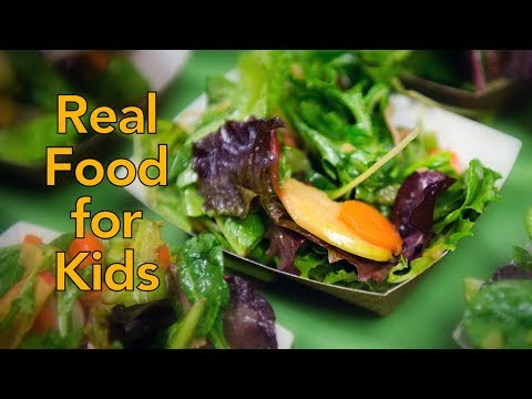 Real Food for Kids at Lynbrook Elementary School