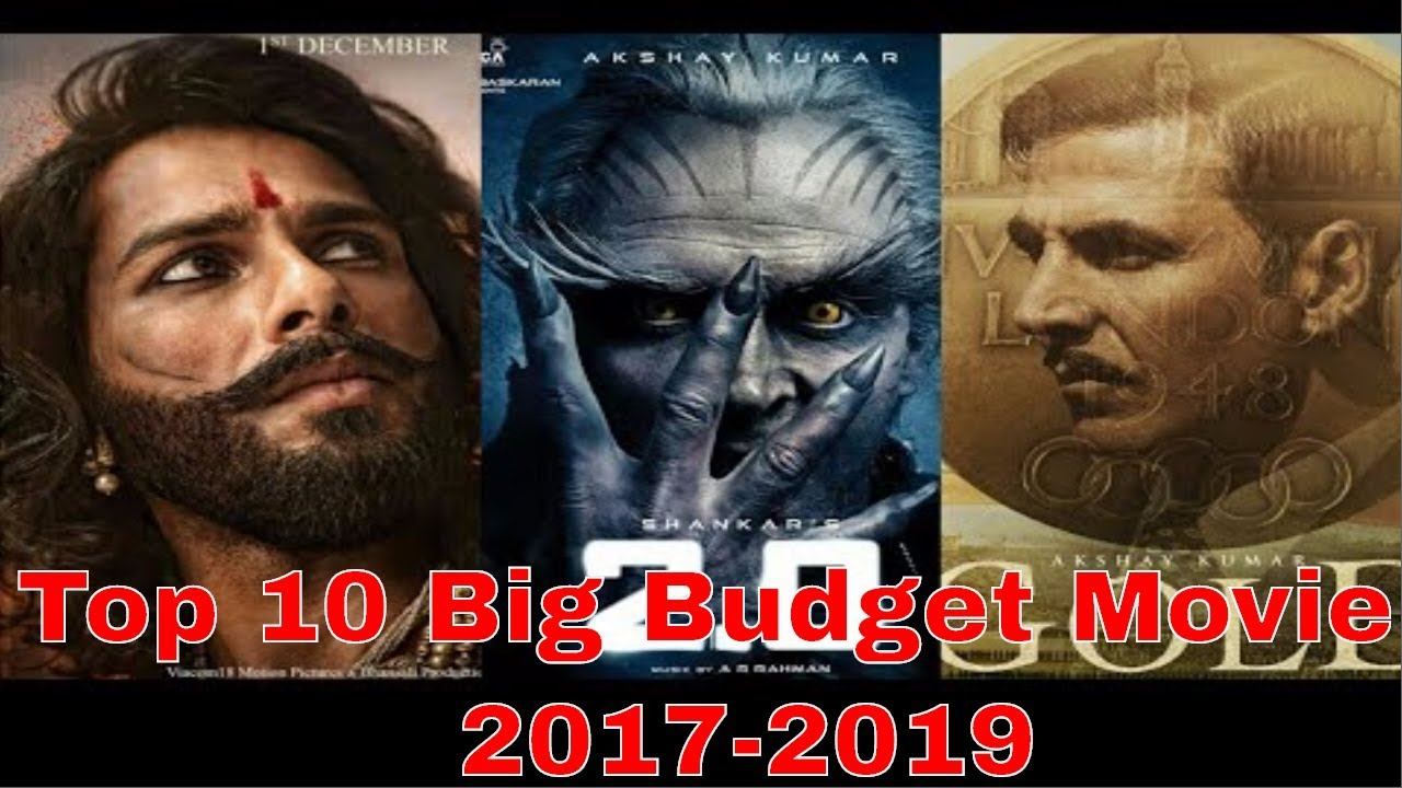 Prabhas Upcoming Movies List In 2017 2018 2019: Top 10 Big Budget Upcoming Bollywood Movies List 2017