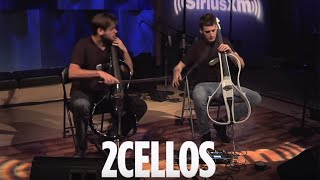 Скачать 2CELLOS With Or Without You U2 Cover Live SiriusXM Symphony Hall