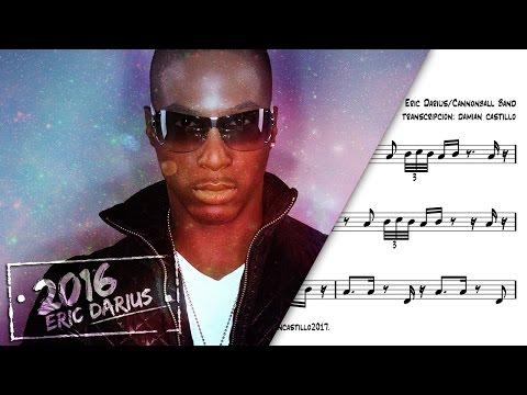 """Uptown Funk"" - Eric Darius - 🎷Sax Alto transcription🎷"