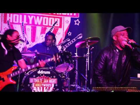 LIVING COLOUR   CHRIS CORNELL    TRIBUTE SHOW AT WHISKY a gogo
