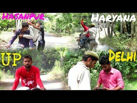 Delhi Vs Haryana Vs U.P Vs Hasanpur Rajput Boys || Shekhar Kanglaksh
