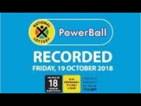 PowerBall Results - 18 December 2018