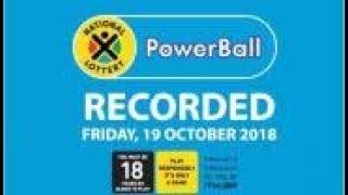 PowerBall Results - 18 December 2018