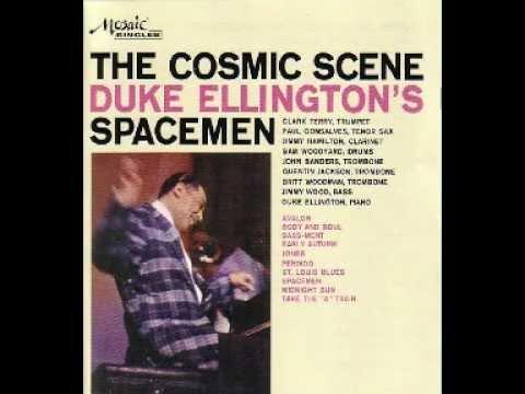 Duke Ellington 39 S Spacemen Avalon Youtube