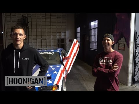 [HOONIGAN] DT 182: Adam LZ Versus TJ Hunt in our $350 BMW e36