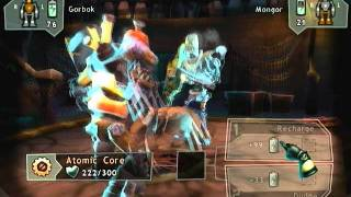 [PS2] Monster Lab Gameplay