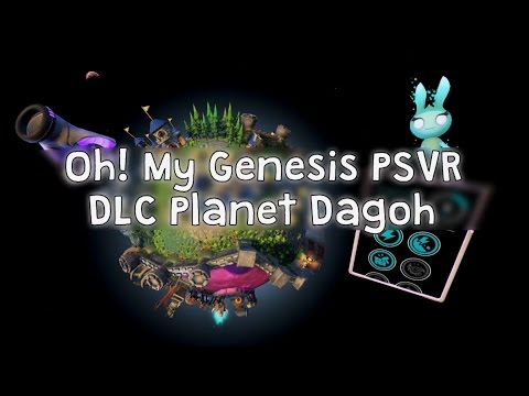 O! My Genesis New DLC! | Planet Dagoh