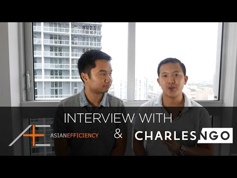Charles Ngo (Affiliate Marketer) Interviews Thanh Pham (Productivity Expert)