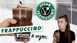Vegan Starbucks Frappuccino DIY | Gesund, Zuckerfrei | Mocha Bananabread Shake