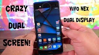 2 Screens on 1 Phone!  Vivo Nex Dual Display Global Version Unboxing!