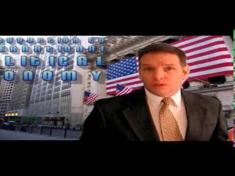 ONU12-International Political Economy: Part 1-Liberalism