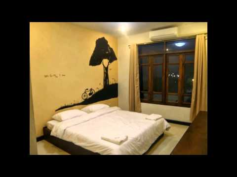 โรงแรมนอนนับดาว ริมโขง ที่พักสวยๆบรรยากาศดีๆติดริมฝั่งโขง เชียงคาน